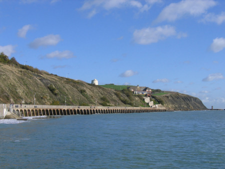 Promenade at Folkestone