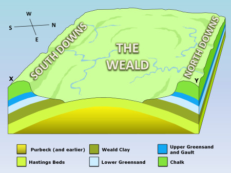 Geology of the Weald