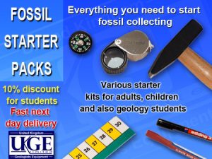 Fossil Starter Packs