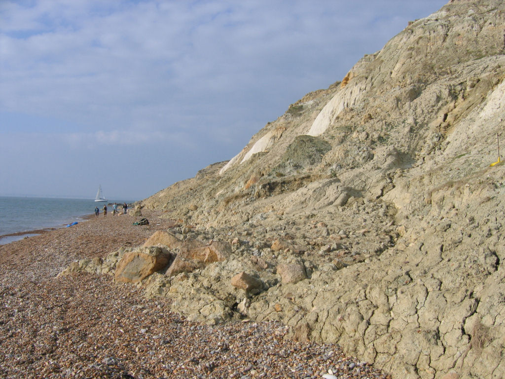 Alum Bay Barton Clay