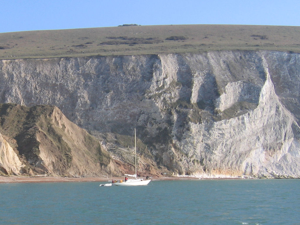 Alum Bay Chalk