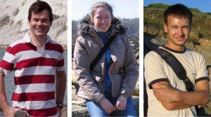 Roy Shepherd, Lucinda Shepherd, Robert Randell