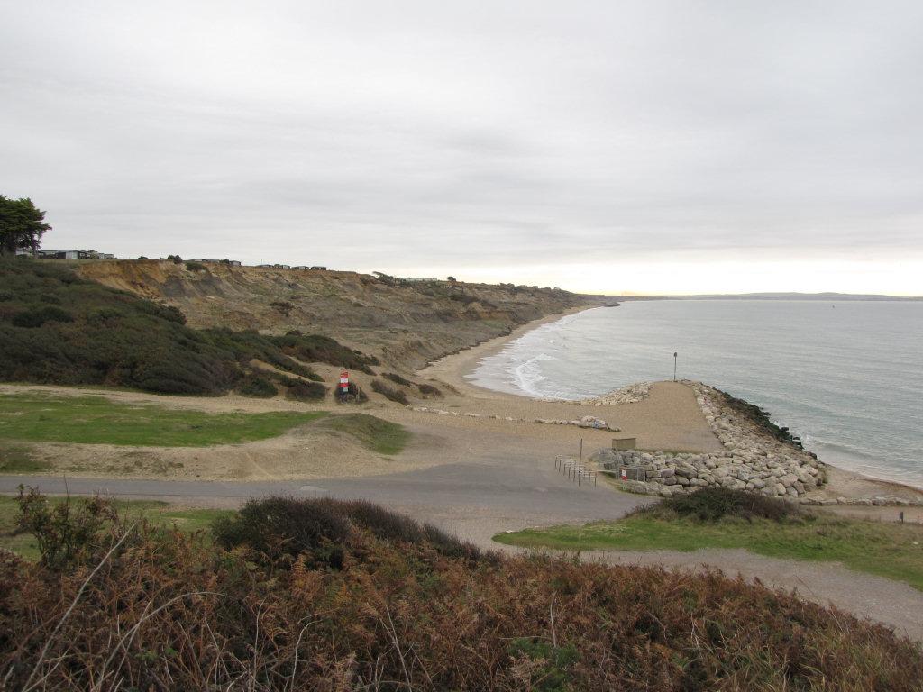 Barton on Sea access