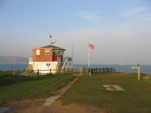Durlston Bay access