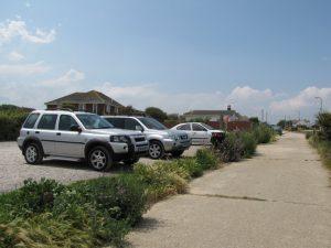 Herne Bay parking