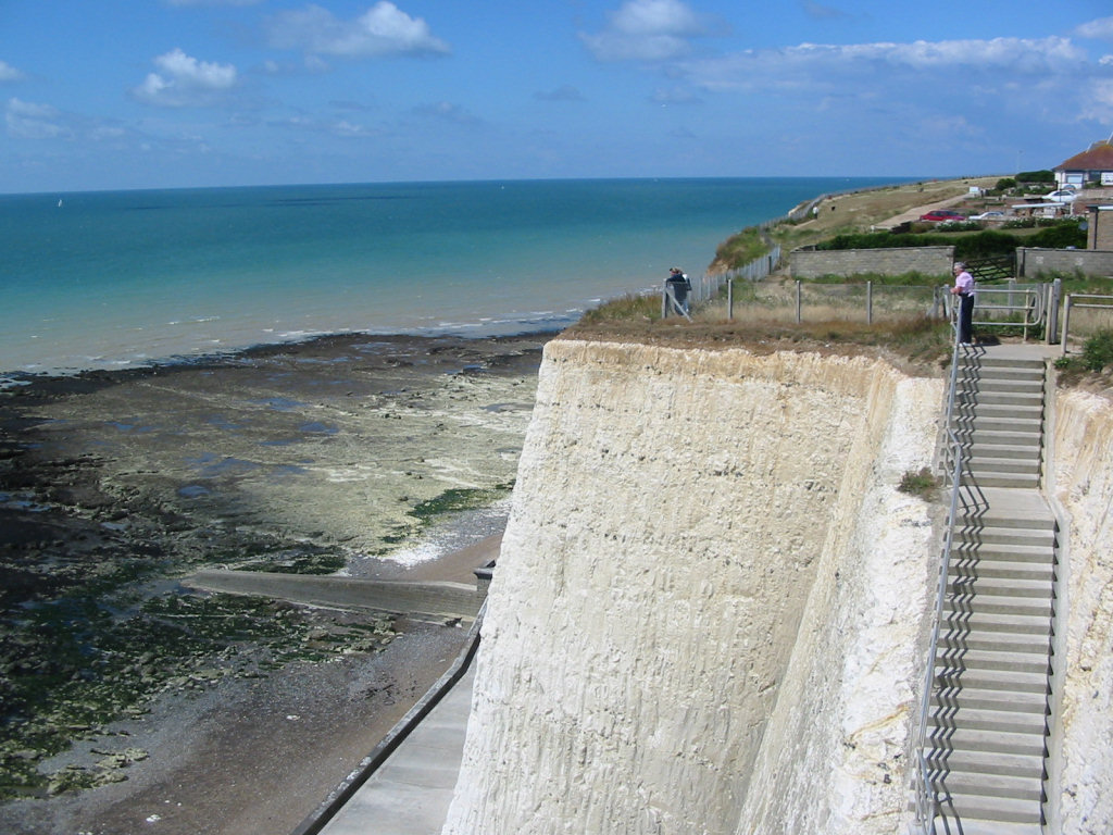 Peacehaven steps