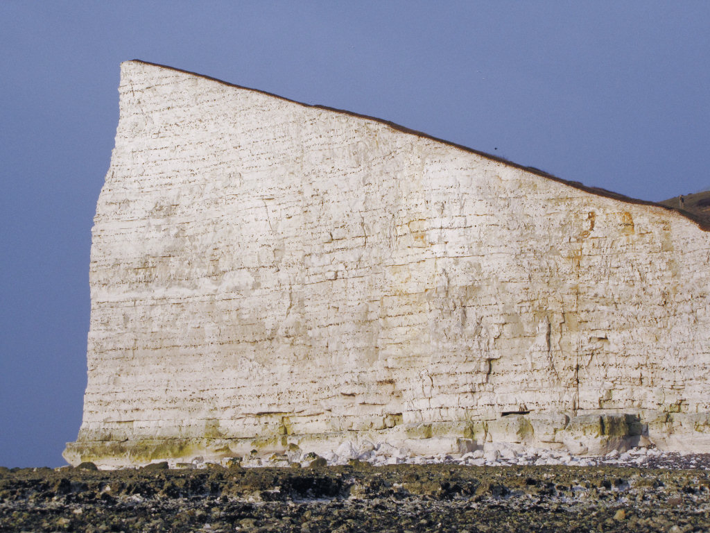 Seaford Head geology