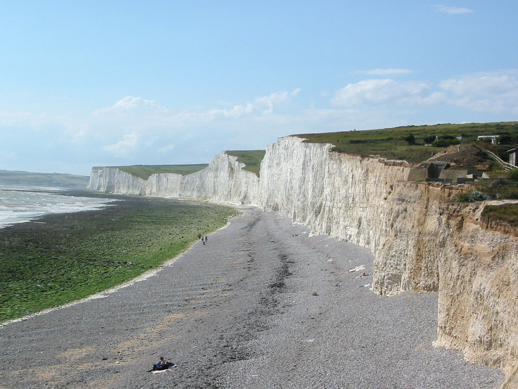 Seven Sisters (East Sussex) | Discovering Fossils