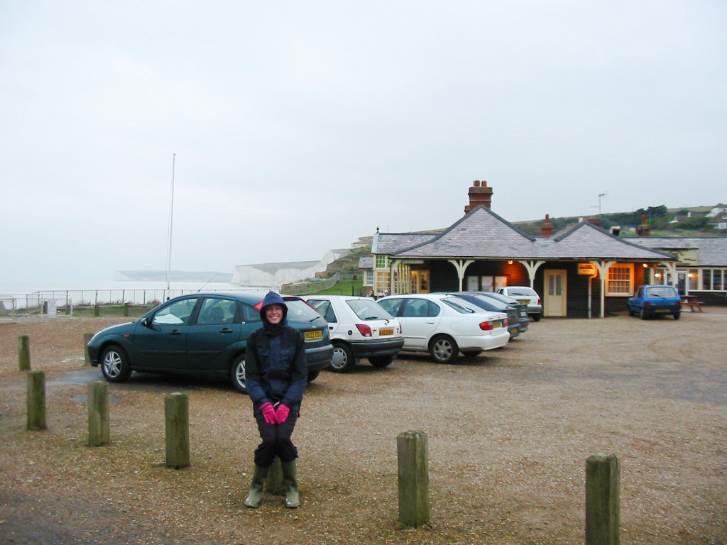 Seven Sisters parking