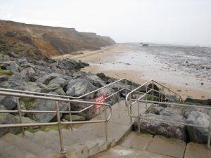 Walton-on-the-Naze beach access