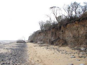 Walton-on-the-Naze erosion