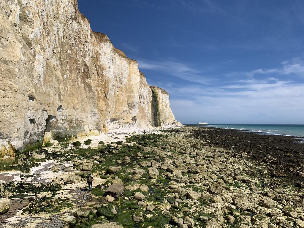 Peachehaven geology